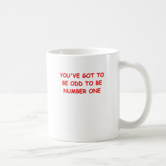 number one coffee mug
