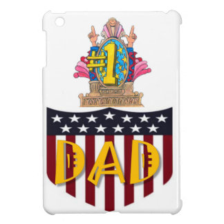 Number One Dad iPad Mini Cases