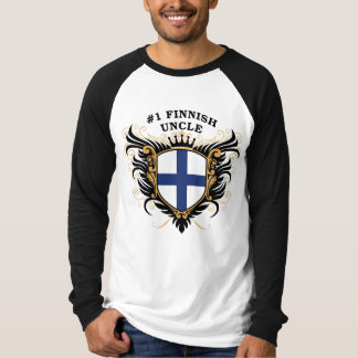 Number One Finnish Uncle T-Shirt