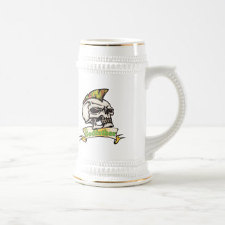 Number One Godfather Father's Day Gifts Beer Steins
