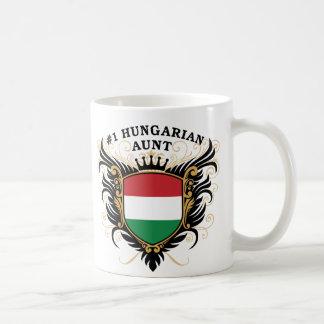 Number One Hungarian Aunt Coffee Mug