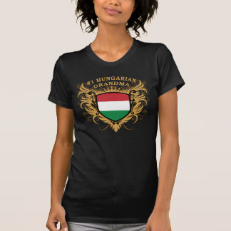 Number One Hungarian Grandma T-Shirt