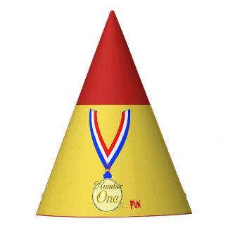 Number One In Fun Party hat