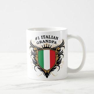 Number One Italian Grandpa Coffee Mug