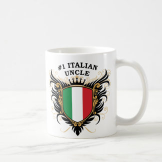 Number One Italian Uncle Coffee Mug