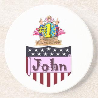 Number One John Coaster