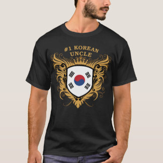 Number One Korean Uncle T-Shirt