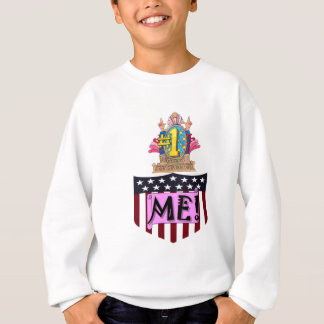 Number One Me Sweatshirt