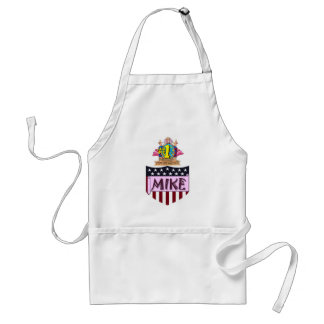 Number One Mike Standard Apron