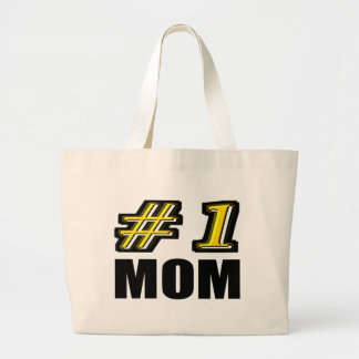 Number One Mom Bags