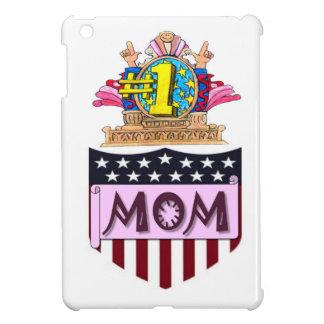 Number One Mom iPad Mini Cover