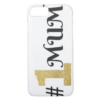 Number one mum Case-Mate iPhone case