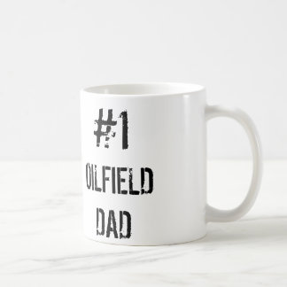 Number One Oilfield Dad Mug