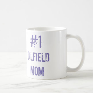 Number One Oilfield Mom Mug