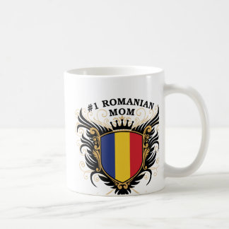 Number One Romanian Mom Coffee Mug