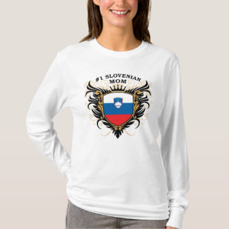 Number One Slovenian Mom T-Shirt