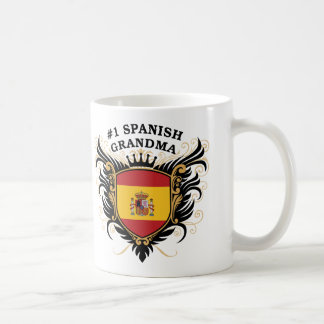 Number One Spanish Grandma Coffee Mug
