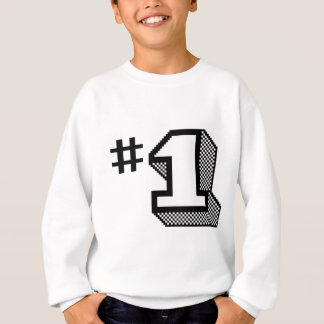 Number One Sweatshirt