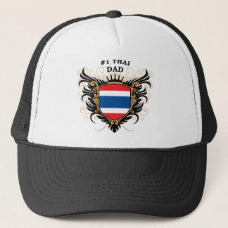 Number One Thai Dad Trucker Hat
