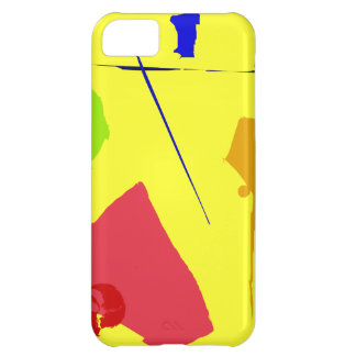 Number One Yellow iPhone 5C Case