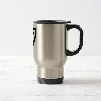 Number Seventy Seven Travel Mug