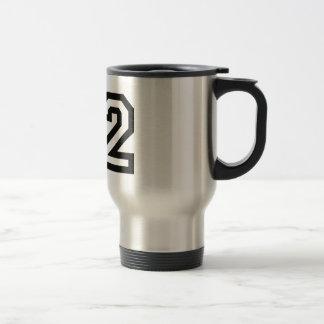Number Thirty Two Travel Mug