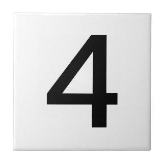 Number Tiles