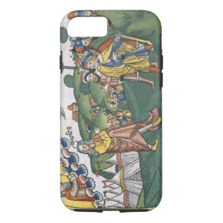 Numbers 1 1-20 Preparing for the journey from Moun iPhone 7 Case