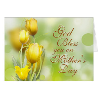 Numbers 6:24-26, Lord's Blessing, Mother's Day Card