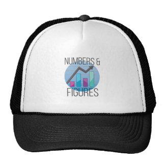 Numbers & Figures Trucker Hat