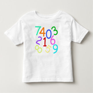 Numbers - Kids T-shirt