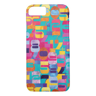 Numbers Phone Case