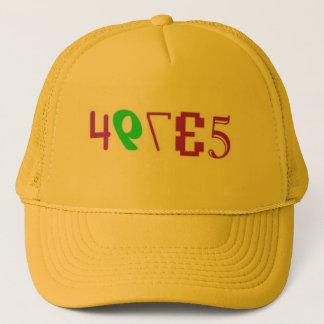 Numbers Trucker Hat