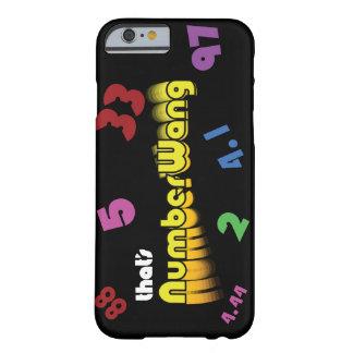 NumberWang iPhone 6 case