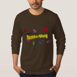 NumberWang Shirt