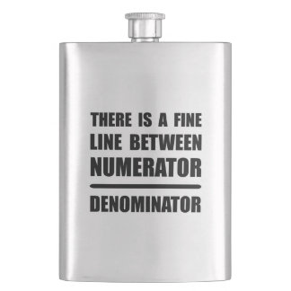 Numerator Denominator Flask