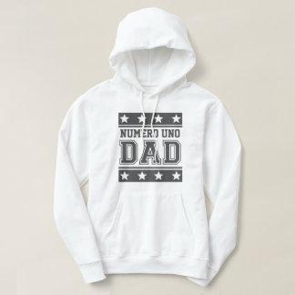 Numero Uno Dad Hoodie