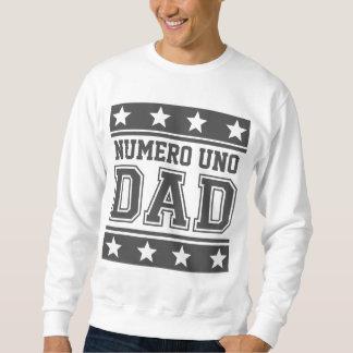 Numero Uno Dad Sweatshirt