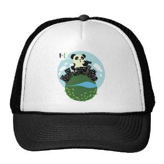 Nummy Town (No Border) Trucker Hat