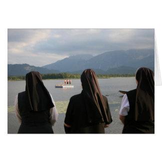Nuns in Bavaria Card