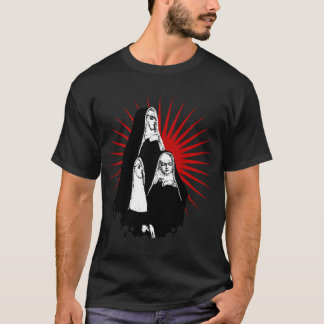 Nuns with Starburst T-Shirt