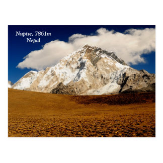 Nuptse Postcard