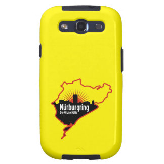Nurburgring Nordschleife race track, Germany Galaxy SIII Case