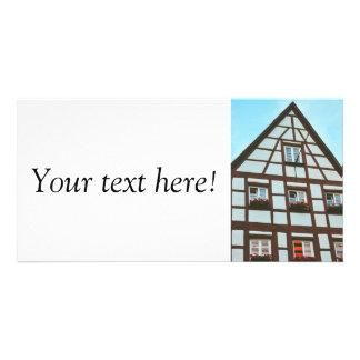 Nuremberg architecture photo cards