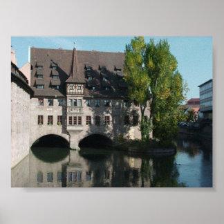 Nuremberg, Germany Poster