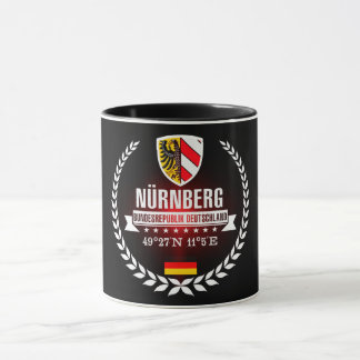 Nuremberg Mug