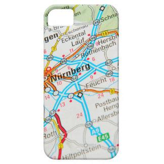 Nuremberg, Nürnberg Germany iPhone 5 Case