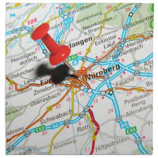Nuremberg, Nürnberg Germany Napkin
