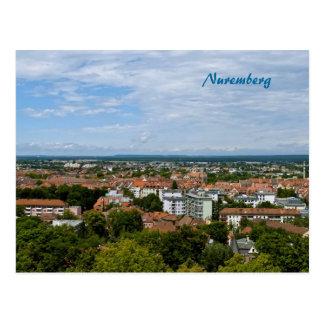 Nuremberg Postcard