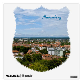 Nuremberg Wall Sticker